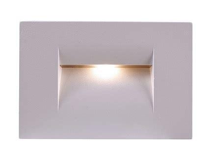 Lu Alis Led zunanja vgradna led svetilka yvette 3 6w 3000k ip65 bela