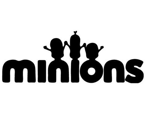 minion eyes printable black and white minions silhouette book folding pattern and free tutorial