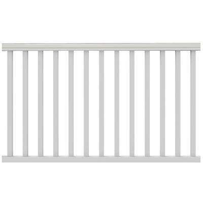 Home Depot Banister Rails Deck Amp Porch Railings Decking The Home Depot