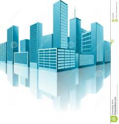 3d building logo clipart clipartsgram