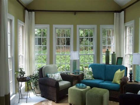 ideas sunroom paint color ideas for highly reflective nuance with classic design sunroom paint