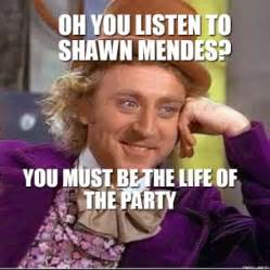 Shawn Meme - shawn mendes quotes