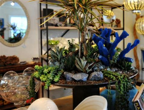 indoor plants arrangement ideas modern artistic succulent arrangement