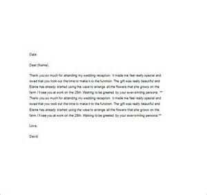 Thank You Letter Coworker Thank You Note For Gift 9 Free Word Excel Pdf Format Free Premium Templates