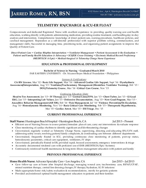romey linkedin resume 2016