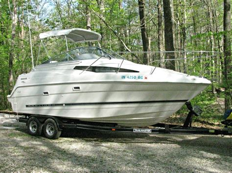 boats for sale plainfield indiana bayliner 2355 ciera 1997 for sale for 17 000 boats from