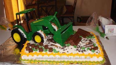 homemade john deere clean  cake birthday ideas pinterest homemade birthdays