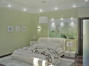 painting green bedroom interior painting ideas