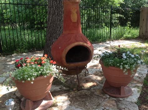 Mexican Chiminea Outdoor Fireplace Cubicfootgardening Com 187 Blog Archive 187 Container