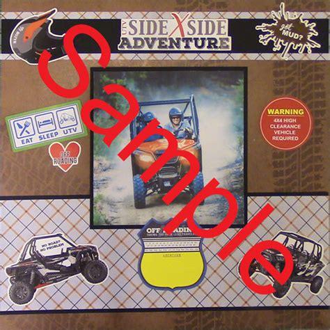scrapbook customs print  digital file  custom