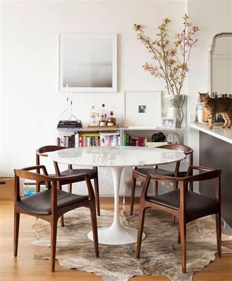 mesas para cocinas modernas mesas redondas de dise 241 o para cocinas modernas cocinas