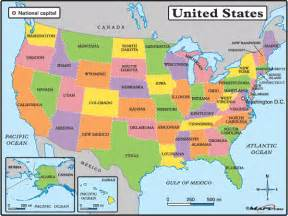 united states america map maps101 united states political