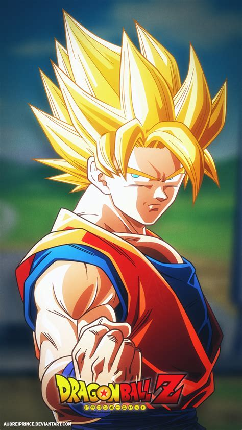 dragon ball z wallpaper for your phone dragonball z phone wallpaper by aubreiprince on deviantart