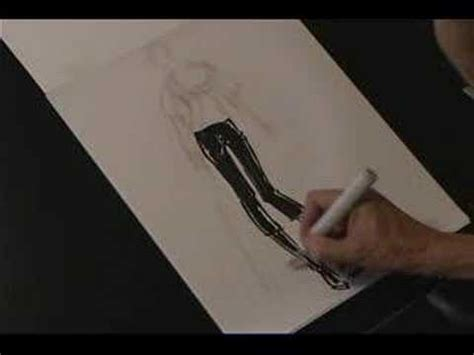 doodle how to make leather drawing leather and coat