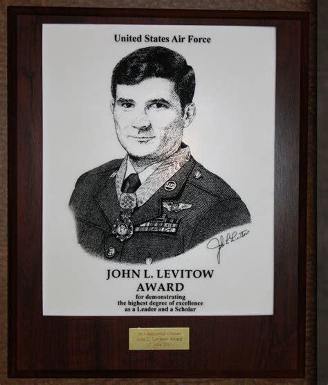 L Award by Benjamin Cruzan Airman Leadership School