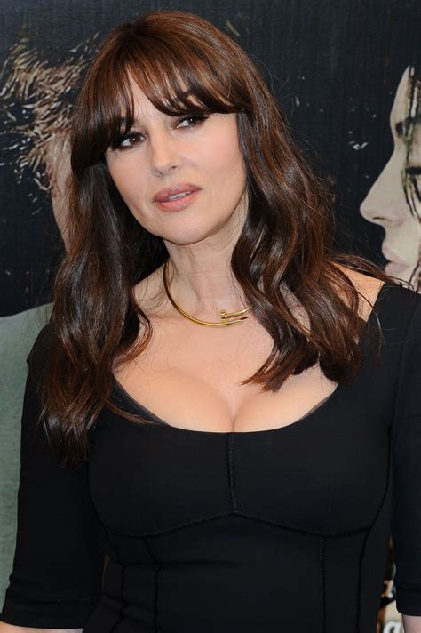 monica bellucci monica bellucci at on the milky road movie photocall in rome 05 08 2017 hawtcelebs