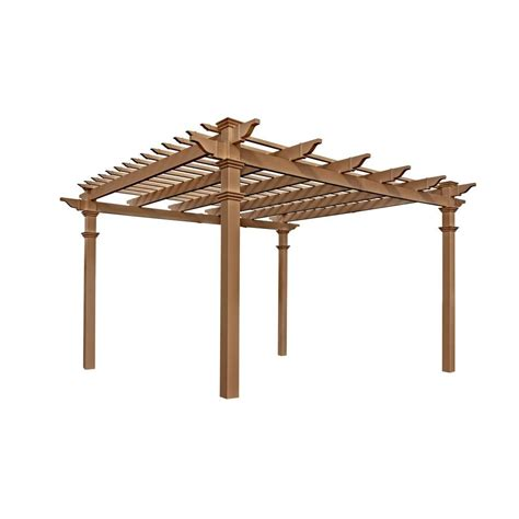 new arbors roosevelt 12 ft x 12 ft cedar