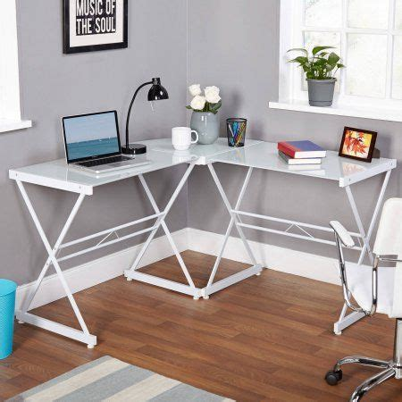 Ikea Glass Corner Desk 1000 Ideas About Ikea Glass Desk On Pinterest Glass Desk Glass Kitchen Tables And Corner Desk