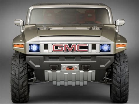 gmc jeep competitor gmc inching closer to producing jeep wrangler competitor