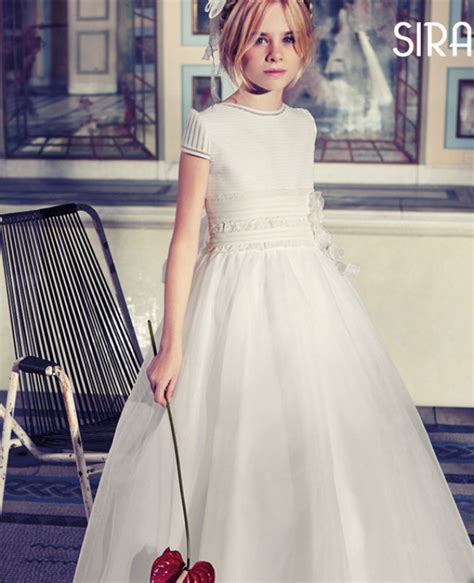 recordatorios de comunion el corte ingles vestidos de comuni 243 n cl 225 sicos y elegantes para ni 241 as en el