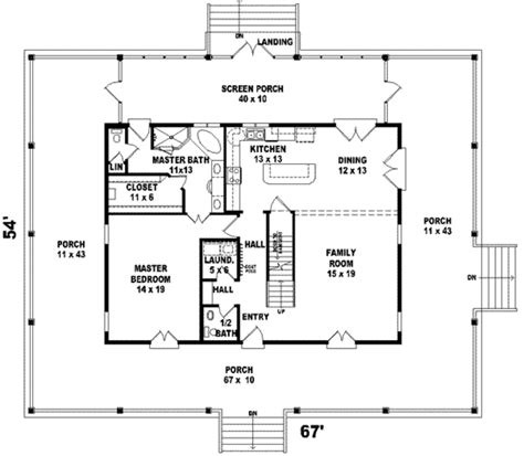 3 feet plan southern style house plan 3 beds 2 5 baths 2400 sq ft