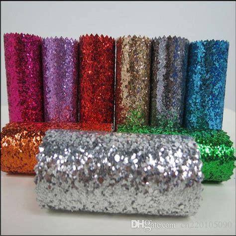 glitter wallpaper wholesale 25m wholesale pu glitter fabric wallpaper as europe type
