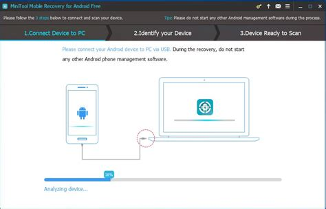 recover deleted photos on android recover deleted files android with minitool mobile recovery for android