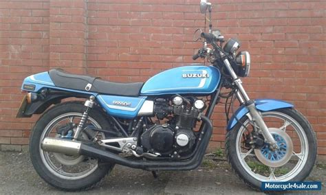 Classic Suzuki Birmingham 1983 Suzuki Gs550e For Sale In United Kingdom