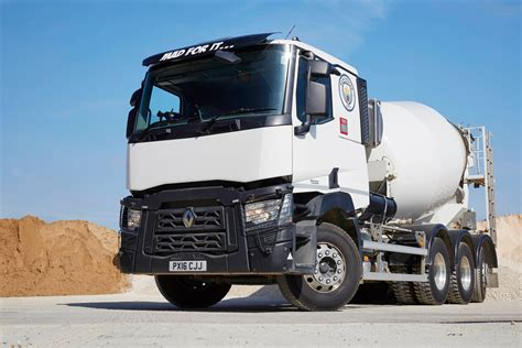 renault trucks deliver the uk s range c430 tridem