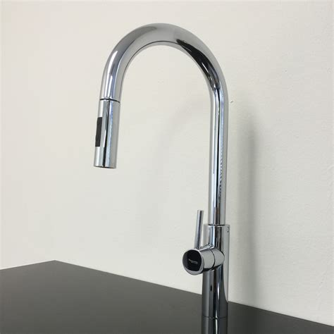 Fancy Kitchen Faucet Modern Chrome Kitchen Faucet With Pull Out Mono Shower