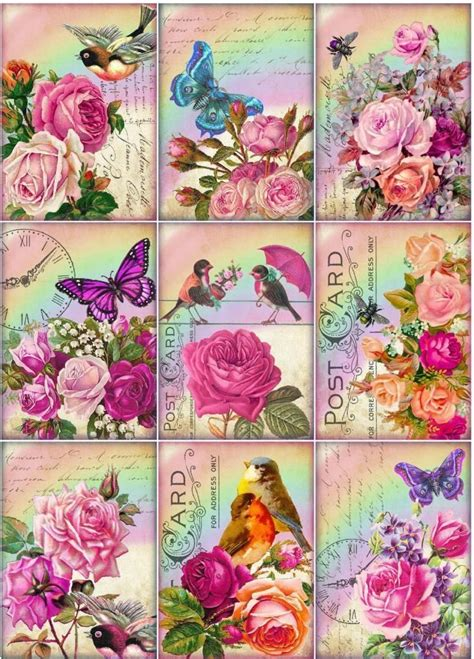 4199 best decoupage images on decoupage