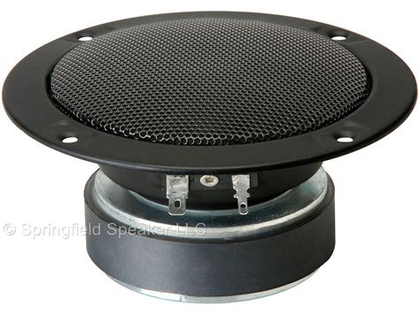 Speaker Subwoofer Audax 8 Inch 5 inch replacement midrange speaker 55 watts 8 ohms