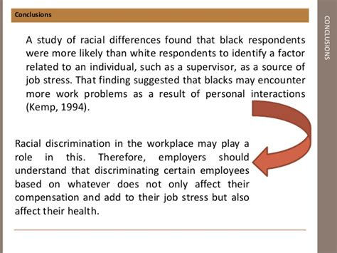 Racial Discrimination In The Workplace Essays by Essay Gender Discrimination In The Workplace