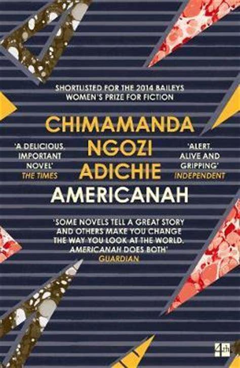 review americanah  chimamanda ngozi adichie readings