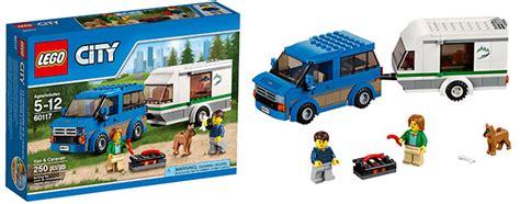 60117 Lego City And Caravan lego 60117 caravan i brick city