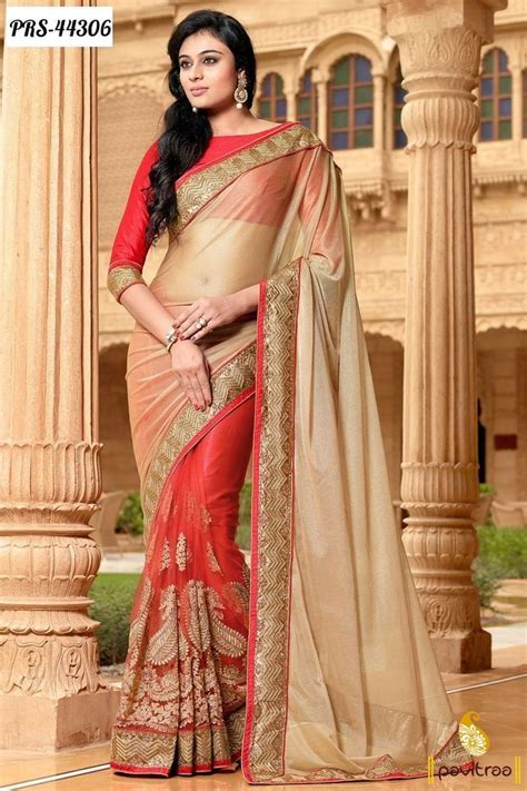 12 best Designer Sarees Collection Online Shopping 2015
