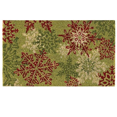 Winter Doormat Park Designs Winter Doormat 88227