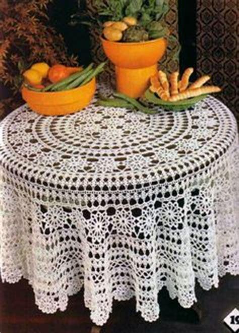 Crochet Tablecloths Crochet Kingdom 19 Free Crochet crochet tablecloth pattern more great patterns like