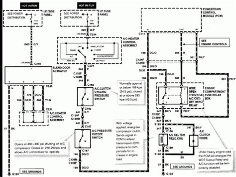 automotive air con wiring diagram image collections