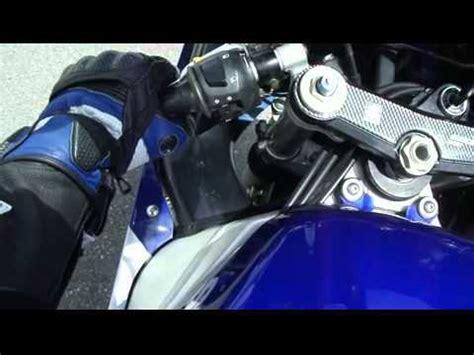 Motorrad Fahren Richtig Schalten by Manuell Schalten Drehzahlbegrenzer Video