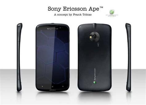 Lcd Sony Ericsson W100 Oc A sony ericsson ape concept xperia series news