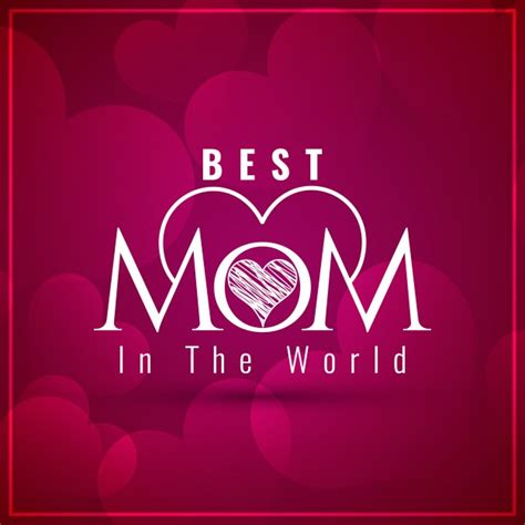 mother s day designs cute mothers day design vector free download