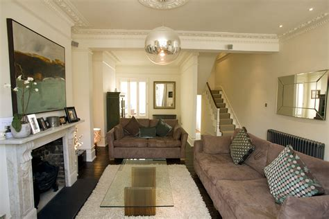 Modern 5 Bedroom Victorian House With Large Open Plan Kitchen And Living Room