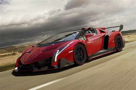 2 Million Lamborghini The 5 3 Million Lamborghini Veneno Roadster Is Everything
