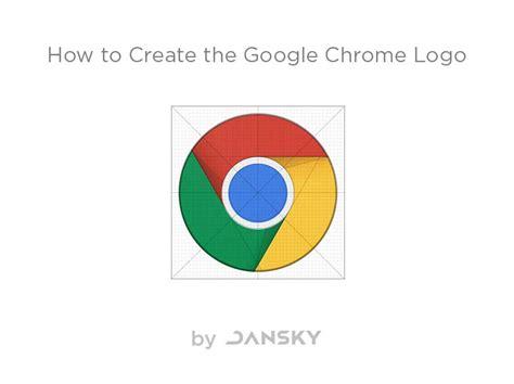 tutorial logo google google chrome logo illustrator tutorial logoinspiration net