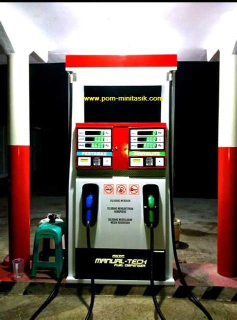 Mesin Pertamini Digital harga mesin pertamini digital dua nozzle dengan alat ukur flowsensor sirkulasi sistem