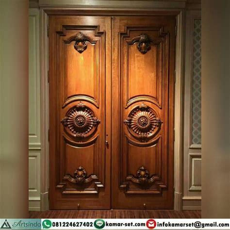 chokhat design model pintu utama ukir klasik eropa desain terbaru pintu