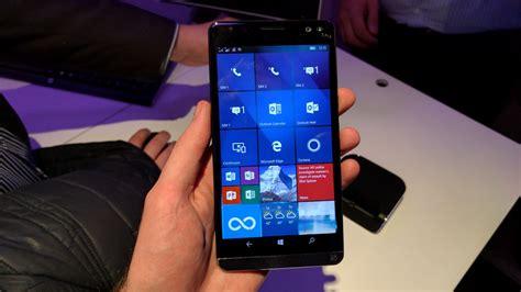 Hp Sony Xperia X3 hp elite x3 6 snapdragon 820 windows 10 mwc