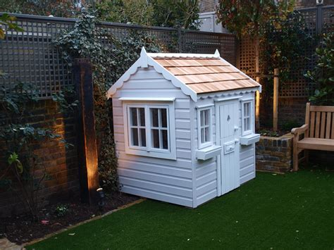 Playhouse Windows And Doors Ideas Cottage Style Playhouse 5ft X 4ft Playhouses The Playhouse Company