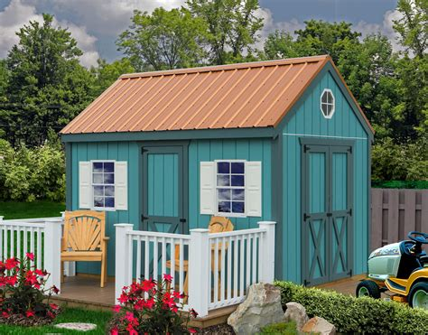 Building Kits For Sheds by Best Barns 8 Ft X 12 Ft Shed Kit Wood Shed Kit With Loft